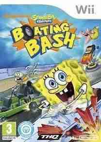 Descargar Spongebobs Boating Bash [MULTI2][WII-Scrubber] por Torrent